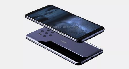 Официально: флагманский смартфон Nokia 9 PureView с пентакамерой представят 24 февраля