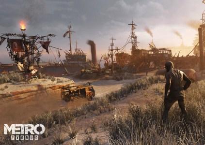 Разработчики рассказали об особенностях игры Metro Exodus: смена времени суток и времён года, различные стили прохождения, кастомизация вооружения