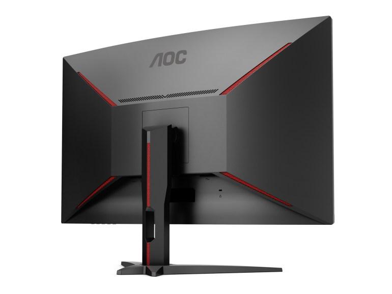 AOC CQ32G1 - новый игровой 31,5-дюймовый QHD-монитор с изогнутым VA-дисплеем по цене 12900 грн