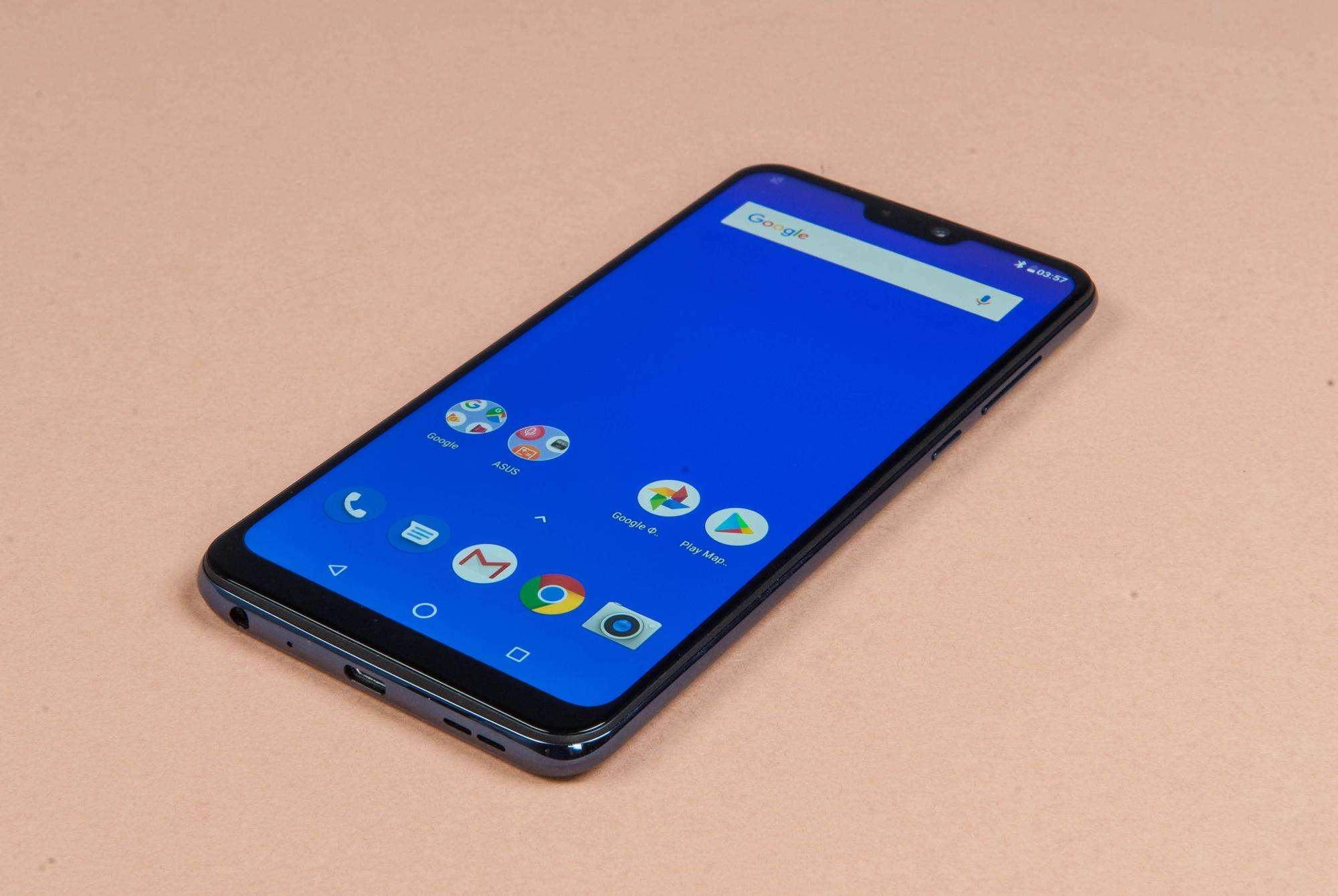 Обзор смартфона ASUS ZenFone Max Pro (M2) - ITC.ua