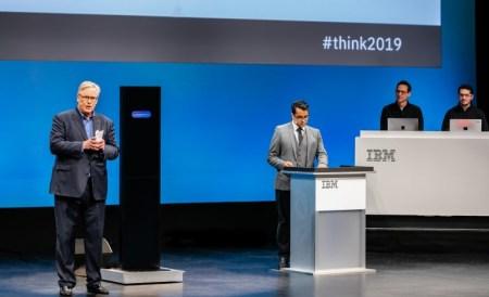 «Еще не все потеряно»: В новой схватке искусственный интеллект IBM Debater не смог переспорить человека