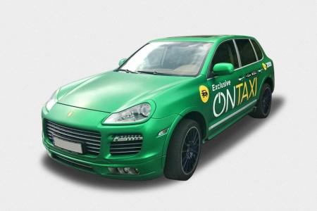Телефонный заказ в OnTaxi можно отслеживать на карте