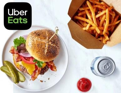 Сервис доставки еды Uber Eats запустился в Киеве в тестовом режиме