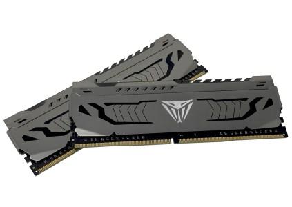 Patriot выпустила оверклокинговую DRAM-память Viper STEEL DDR4 с рабочей частотой 4400 МГц