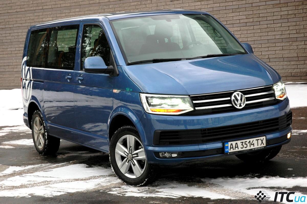 Тест-драйв Volkswagen Multivan за $60 тыс.: а стоит ли он того ...