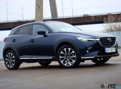 Тест-драйв обновленной Mazda CX-3: ТОП-5 вопросов и ответов