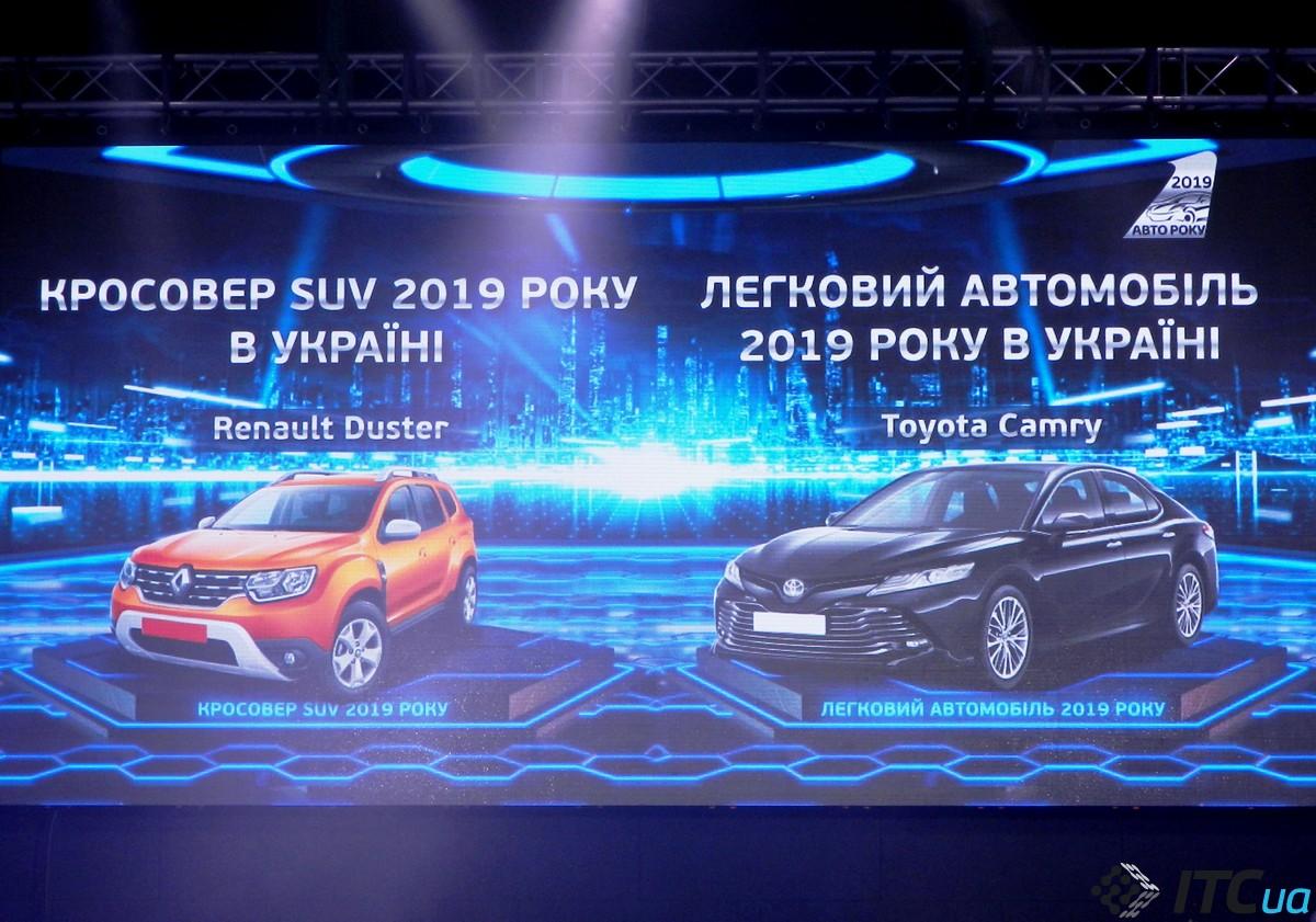Автомобиль года в Украине 2019: названы все победители - ITC.ua
