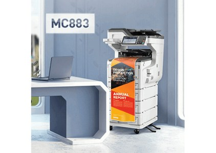 OKI Europe випускає інтелектуальний МФП із винятковою якістю друку