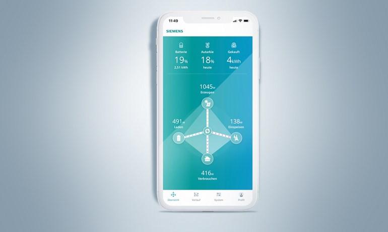 Компания Siemens выпустила модульный домашний аккумулятор емкостью до 20 кВт*ч