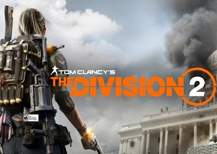 С 1 по 4 марта будет проходить открытый бета-тест игры Tom Clancy's The Division 2
