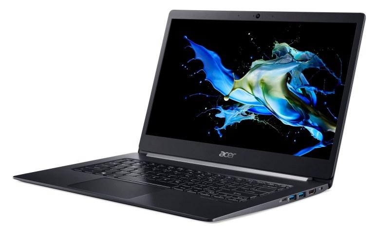Анонсирован Acer TravelMate X5 - новый профессиональный 14-дюймовый ноутбук с тонким металлическим корпусом весом менее 1 кг
