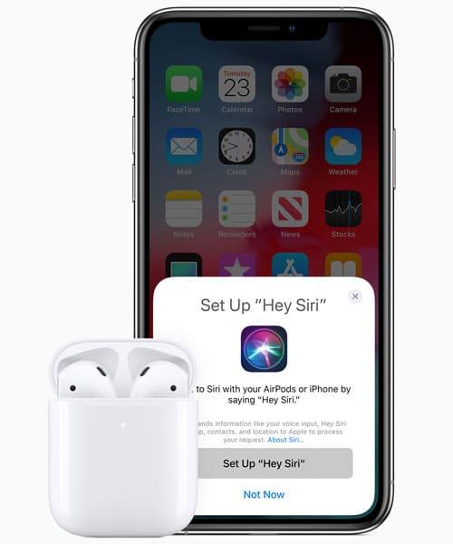 Apple анонсировала AirPods второго поколения: увеличенная автономность, поддержка Siri, чехол для беспроводной зарядки