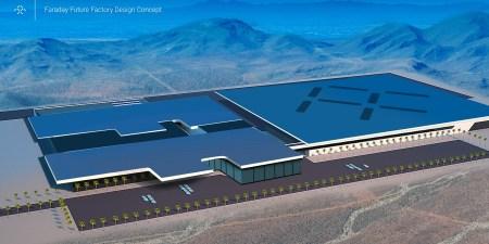 Прощай, «убийца Tesla». Компания Faraday Future выставила на продажу земельный участок в США, где планировала построить автомобильный завод