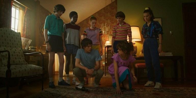 Все в сборе. Первый полноценный трейлер третьего сезона Stranger Things / «Очень странных дел»