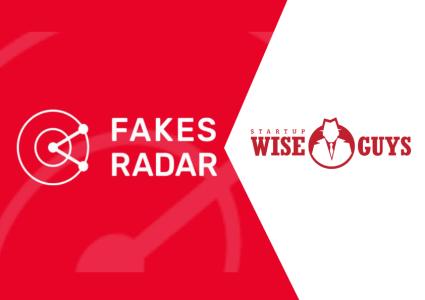 Европейский акселератор StartupWiseGuys инвестировал в украинский сервис FakesRadar, который распознает фейки и сообщения от сомнительных источников в Facebook и Twitter