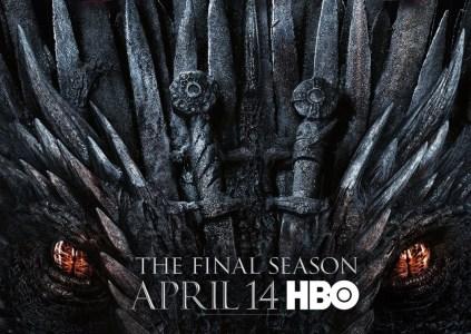 Фотогалерея дня: Официальные постеры всех 8 сезонов сериала Game of Thrones / «Игра престолов», включая финальный
