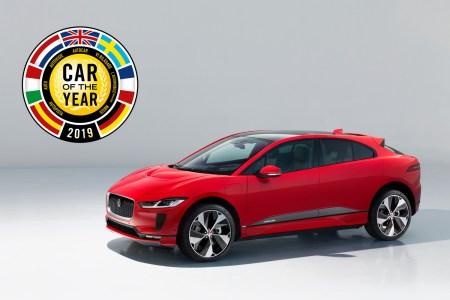 Электрокроссовер Jaguar I-PACE получил титул «Автомобиль 2019 года в Европе». 75% его мировых продаж приходится на Европу, а в Украине уже предзаказано 80 экземпляров