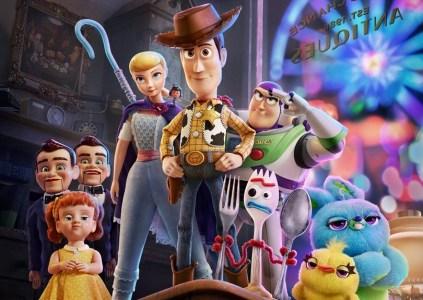 Первый полноценный трейлер мультфильма Toy Story 4 / «История игрушек 4»