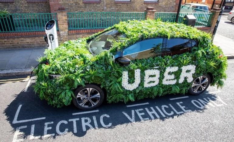 В Киеве собираются запустить сервис UberGREEN, в котором будут работать исключительно электромобили (Renault Zoe и, скорее всего, Nissan Leaf)