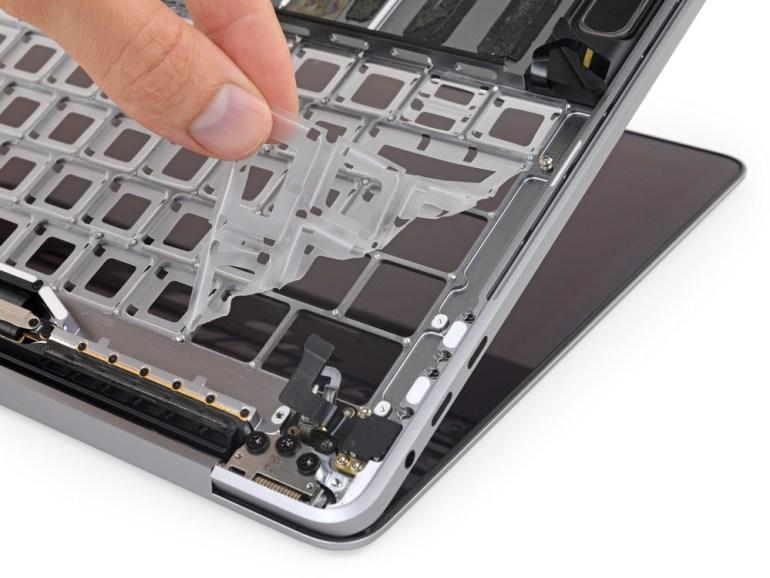 Apple извинилась за всё ещё нерешённую проблему с клавиатурами MacBook