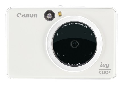 Canon анонсировала пару камер моментальной печати в рамках серии IVY CLIQ