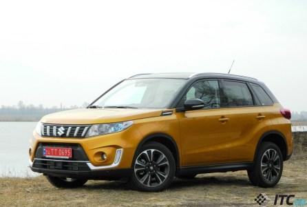 «Первый взгляд» на Suzuki Vitara 2019: больше безопасности, меньше мотора