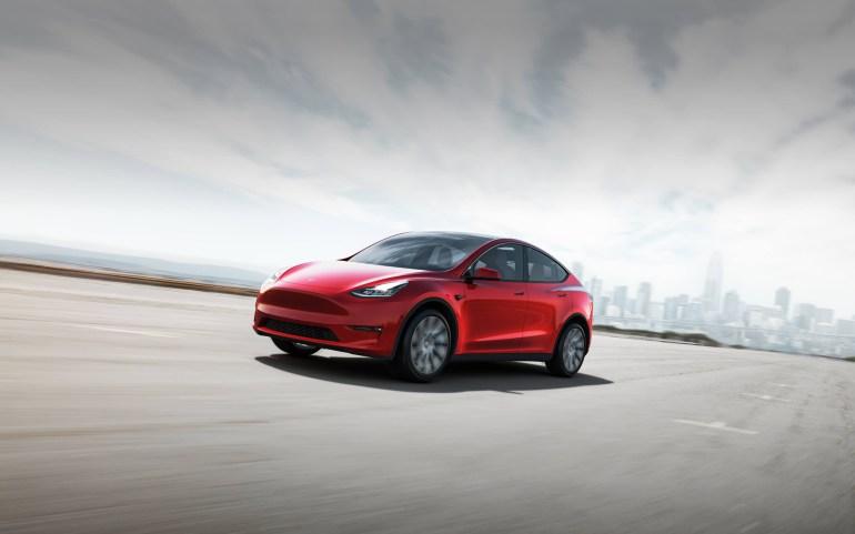 Электрокроссовер Tesla Model Y представлен официально, базовая версия за $39 тыс. выйдет только в 2021 году