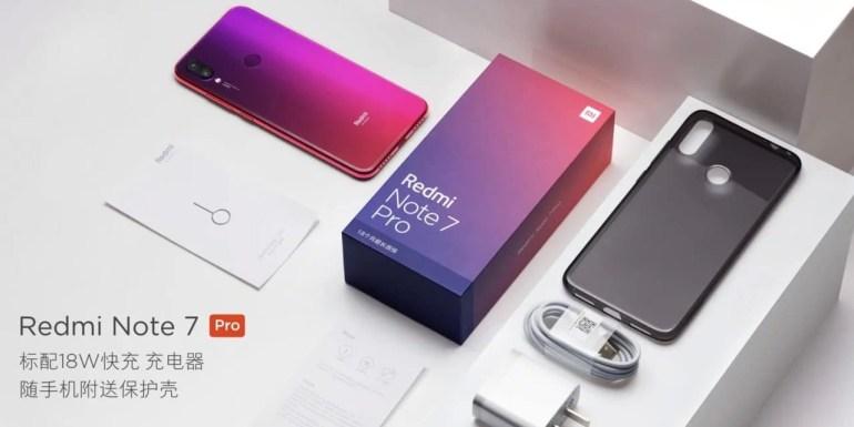 Смартфон Xiaomi Redmi Note 7 Pro дебютировал в Китае, топовую версию с 6 ГБ ОЗУ и 128 ГБ флэш-памяти оценили в $240