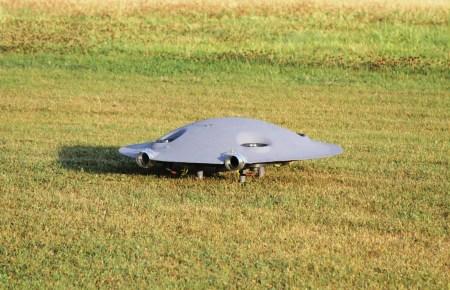 Румынские инженеры рассказали о намерении разработать сверхзвуковую «летающую тарелку»