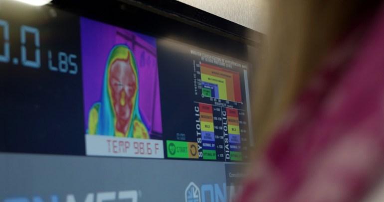Американские инженеры разработали футуристическую телемедицинскую станцию OnMed
