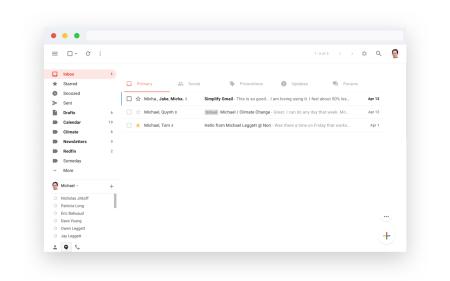 Фанатам Google Inbox посвящается: Бывший главный дизайнер Gmail исправил интерфейс веб-версии почтовика