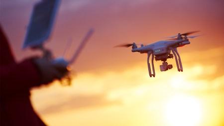 Сингапур разрешил полеты дронов за пределами видимости оператора