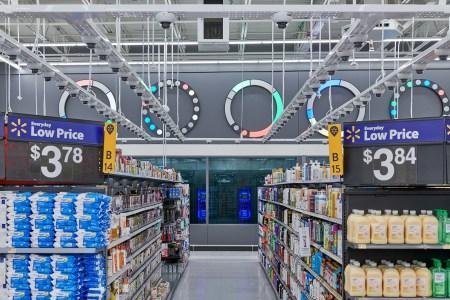Walmart открыл свой первый ИИ-магазин