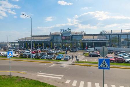Почти готов. Обновленный и расширенный Терминал А международного аэропорта Киев-Жуляны [Фотогалерея]