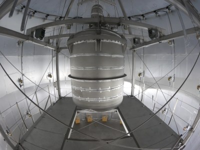 Ученым удалось зафиксировать радиоактивный распад ядра ксенона-124 — «редчайшее событие из наблюдавшихся наукой»