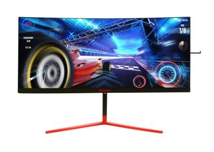AOC готовит два 35-дюймовых игровых монитора AGON 353-series: 4K, HDR 1000, 200 Гц