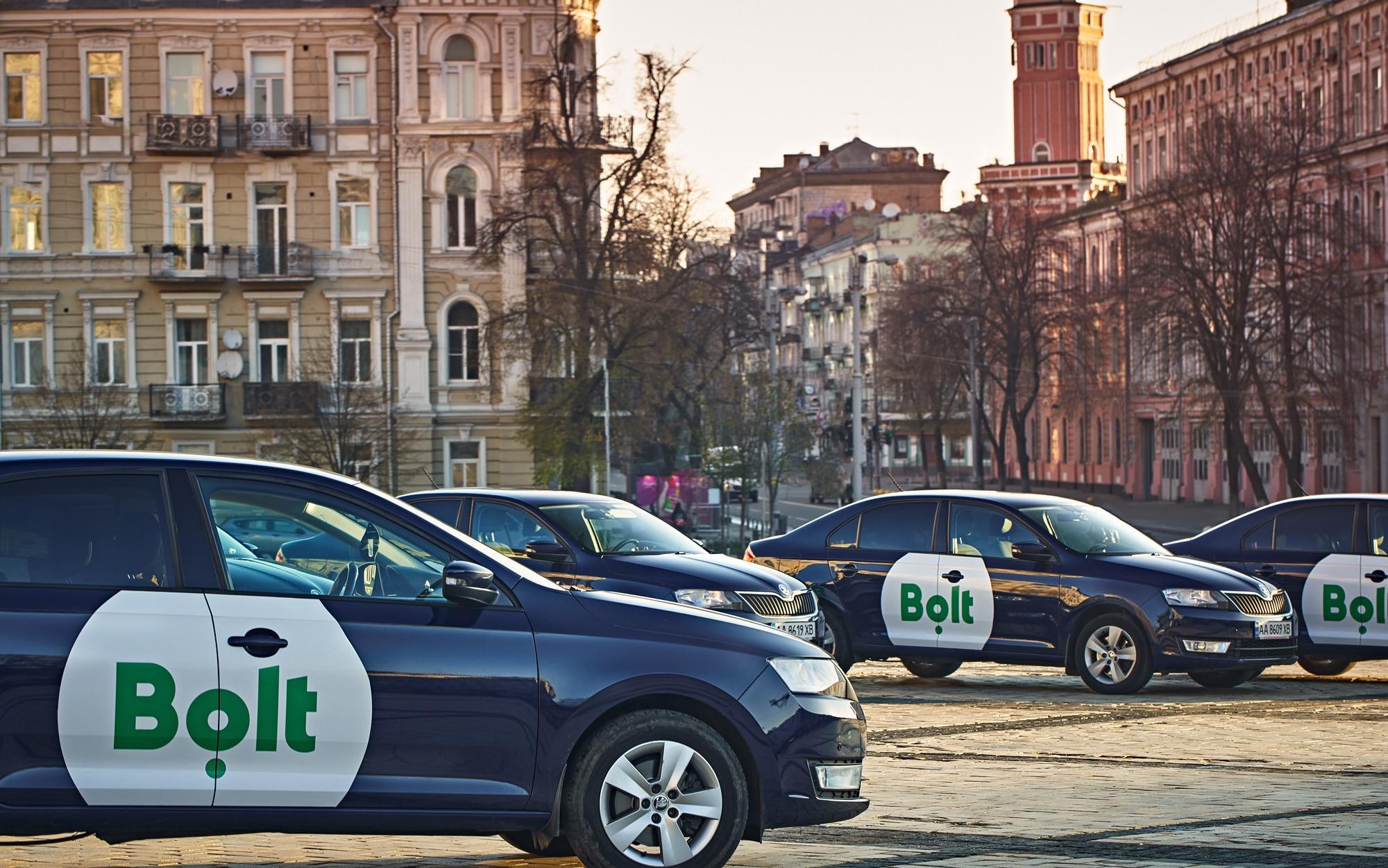 Такси-сервис Bolt (ex-Taxify) запустился в Одессе, предлагая ...