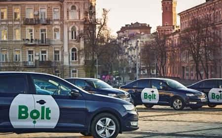 Такси-сервис Bolt (ex-Taxify) запустился в Одессе, предлагая поездки в категориях Bolt и Comfort