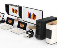 У Acer появилась новая линейка устройств ConceptD для людей творческих профессий: компьютеры, ноутбуки, мониторы и гарнитуры виртуальной реальности - ITC.ua