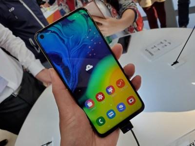 Смартфон Samsung Galaxy A60 представлен официально: SoC Snapdragon 675, экран с отверстием, технология Screen Sound, две камеры по 32 Мп и аккумулятор на 3500 мА·ч при цене ниже $300