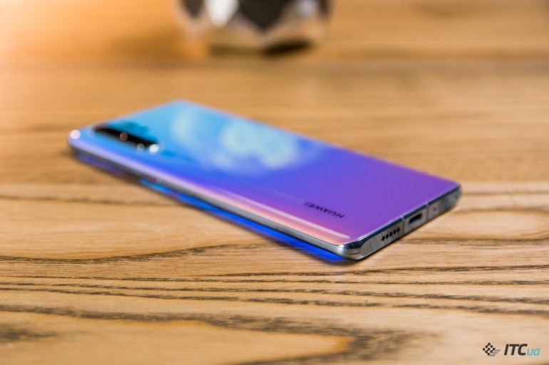 звук Huawei P30 Pro