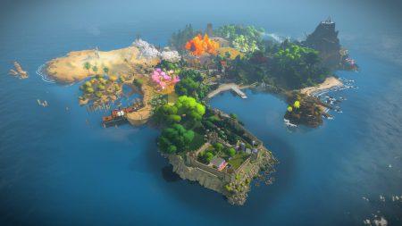 В Epic Games Store бесплатно раздают головоломку The Witness - ITC.ua