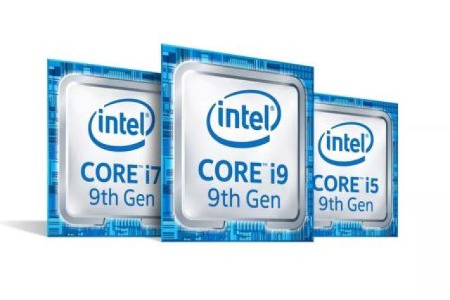 Представлены новые мобильные процессоры Intel Core 9-го поколения: до 5 ГГц в режиме Turbo Boost и поддержка Wi-Fi 6 - ITC.ua