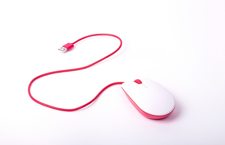 Raspberry Pi выпустила дешевую клавиатуру и мышку