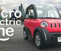 Siticars Me - двухместный электрический сити-кар с мощностью 10 л.с., батареей 10 кВтч и запасом хода 150 км по цене от $10,000 - ITC.ua