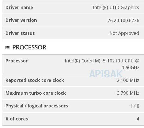 С выпуском новых процессоров Core 10-го поколения Intel перейдет на пятизначную цифровую маркировку (+ характеристики мобильных CPU Comet Lake-U)