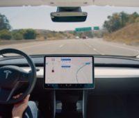 Илон Маск предупредил, что с 1 мая цена за полный автопилот (опция Full Self-Driving) для автомобилей Tesla заметно вырастет - ITC.ua