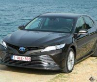 Тест-драйв Toyota Camry Hybrid: когда электричество – «за» разгон и «против» расхода - ITC.ua