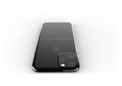 Опубликованы рендеры и видео с макетами iPhone XI — на задней панели большой выступ с тройной камерой