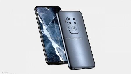 Появились изображения и видео загадочного смартфона Motorola с необычной четверной камерой